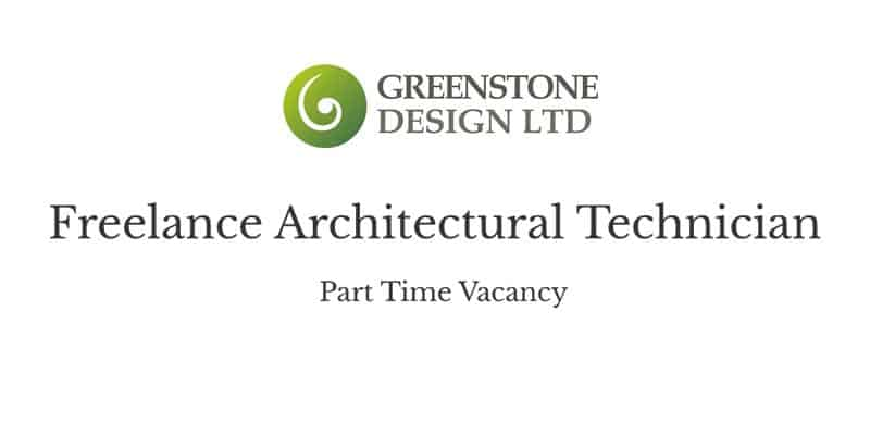 Freelance-Architectural-Technician-Part-Time-Vacancy